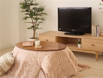 こたつテーブル ノワ 90×50cm